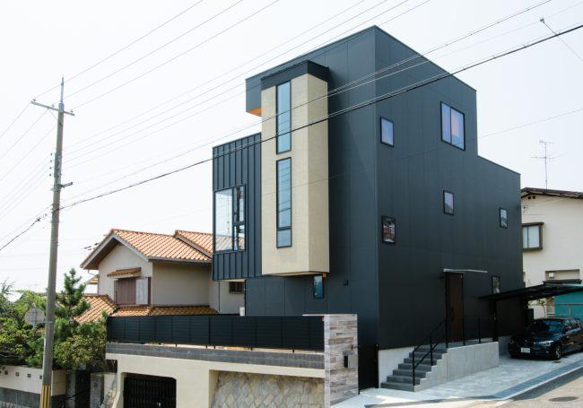 渦森台の家
