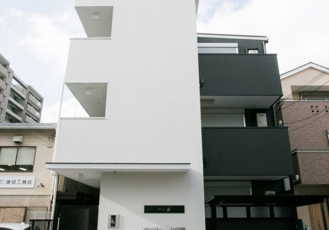 SHIMOSAWA apartment