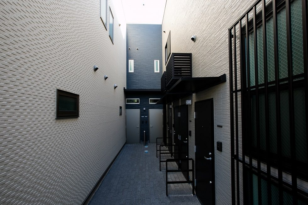 SUMIYOSHI apartment