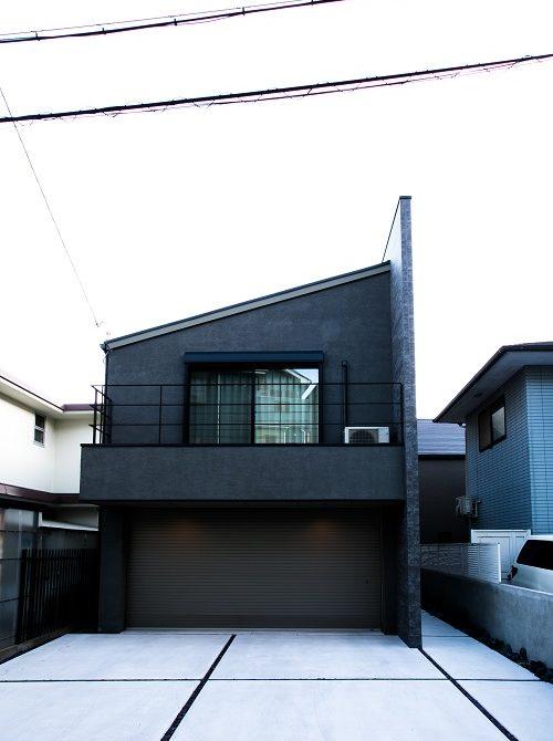 篠原台の家
