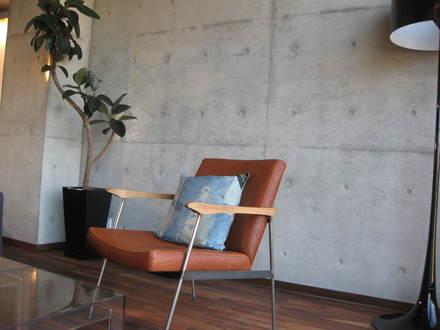 ラッキーの椅子??